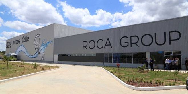 Grupo roca 122 millones para sus f bricas de china india for Fabrica de griferia